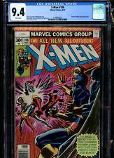 X-Men #106, CGC 9.4 WP, Near Mint!!!