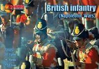 Mars Figures 72025 - 1/72 British Infantry, Napoleonic War, scale plastic model