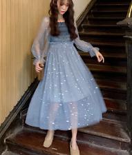 7eca939f69f32 puff sleeve dress vintage | eBay