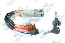 Peugeot 106 806 Citroen AX Saxo Xantia Synergie Ignition Switch Lock Barrel Keys