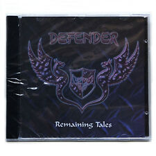 DEFENDER - REMAINING TALES, CD UNISOUND RECORDS SPEED/POWER HOLLAND NEW SEALED