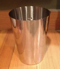 Stainless Steel Mixing Cup Beaker 24 Ounces Blender Milkshake Smoothie Maker Cup