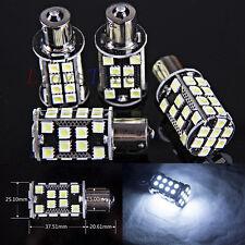 4 x White Ba15s 1156 Car Turn light Signal Super Bright 40 SMD LED Bulb 5050 12V