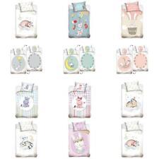 Kinderbettwäsche 100x135 40x60 cm Baumwolle Baby Kinder Kinderzimmer