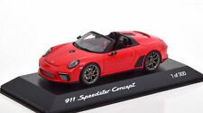 1:43 Spark Porsche 911 (991/2) Speedster Concept 2019 red