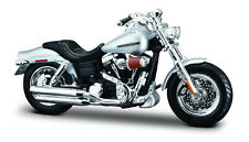 Harley-Davidson 2009 Fxdfse CVO Fot Bob Plata Escala 1:18 Von Maisto