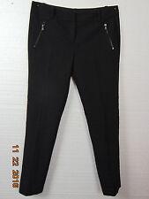 Ann Taylor Women'S Black Dress Pants Size 7-8 stretchable
