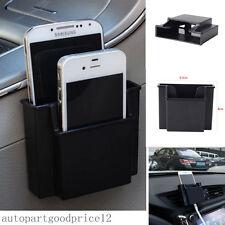 Car SUV Double Deck Storage Mobile Phone Charging Holder Box Pocket Organizer
