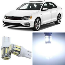 13 x Super Bright Interior LED Lights Package For 2011- 2017 Volkswagen VW Jetta
