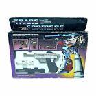 Vintage 1983 Takara Transformers G1 Megatron Walther P38 Pre Rub In Original Box