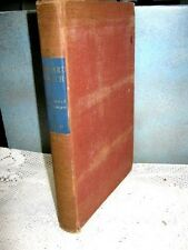 SIGNED FIFTH PRINTING Bernard Baruch: Park Bench Statesman By: Carter Field 1944