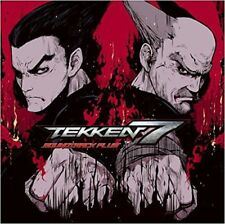 [CD] Tekken 7 Soundtrack Plus NEW from Japan
