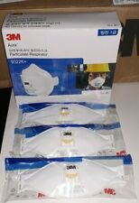 3 Factory Sealed 9322K+ Aura Particulate Cool Flow N Cover 95 9211+ 9210 9322