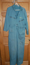Vintage Green Giant Cannery Work Dickies Coveralls Chest 46, Length Medium