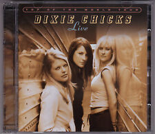 Dixie Chicks - Top Of The World Tour: Live - CD - (2CD) (Columbia 2003 Australia