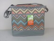 NWT SIMPLE FUNCTION 25L Multi-Color Insulated Cooler Bag Picnic Lunch Travel