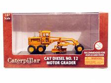 Norscot 1/87 HO Caterpillar Cat Diesel No 12 Motor Grader Diecast model