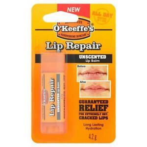O'Keeffe's Lip Repair 4.2g Unscented Lip Balm