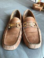 Tan Men's Bally Shoes Size 8