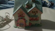 Midwest Imports Ceramic Cottage Home (electrical)