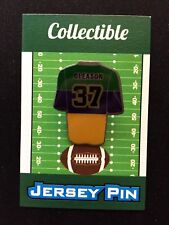 New Orleans Saints Steve Gleason lapel pin-Collectible-Limited Artwork Edition