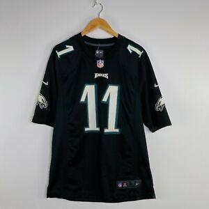 NWOT  Nike On Field Philadelphia Eagles Carson Wentz Jersey SZ L