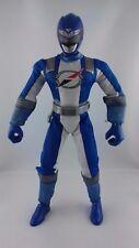 Figurine Power rangers bleu Overdrive 30cm