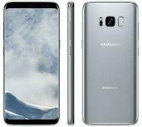 Samsung Galaxy S8 - Grey/Black/Silver - 64GB - Unlocked -Screen Burn
