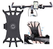 Rotatable MTB Bike Bicycle Handlebar Mount Holder For Phone GPS iPhone Galaxy