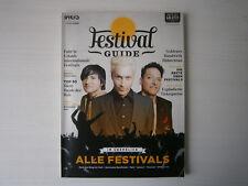 █▬█ █ ▀█▀ Die Ärzte - Festival Guide Sommer 2012 ! Bela B. Farin Urlaub !