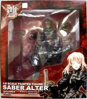 New Movic Fate/stay night Saber alter Ltd Ver.1/8 PVC From Japan