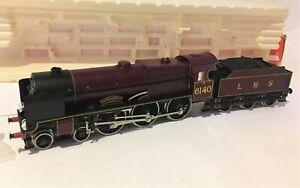 Rivarossi HO LMS 4-6-0 Hector Locomotive #6140 (1350) boxed