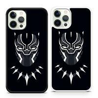 Black Panther Comic Book Superhero Avengers Vibranium Suit Phone Case Cover