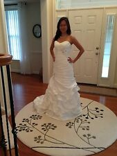 Essence of Australia - STYLE D1271 - Size 4 (Wedding dress)
