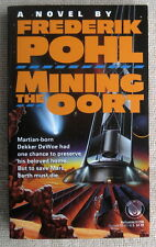 Mining the Oort by Frederik Pohl PB 1st Ballantine 37200 - Mars was harsh