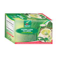 Lemongrass Natural Herbal Tea ( 25 Tea Bags ) Hierba Luisa Herbal Infusion