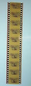 STAR WARS 35mm Workprint NEGATIVE Film HAN LEIA Vintage 1980 ESB Lucasfilm Prop