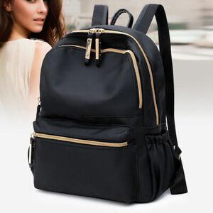 Ladies Shoulder School Bags Rucksack PU Leather Handbag Pack Travel Bag  Fashion