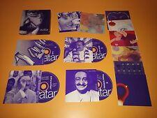 PETE TOWNSHEND Avatar 4 x CD Box Set 1999 Eel Pie UK complete POSTCARDS booklets