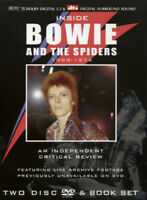 2 dvd Bowie Inside Bowie And The Spiders 1969 - 1974 Classic Rock Productions 