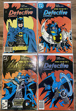 Detective Comics #575 576 577 578 Batman Year Two COMPLETE! NICE KEYS! SEE SCANS
