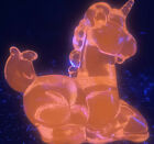 Blue+Vaseline+glass+Little+luck+unicorn+horse+pony+uranium+selenium+paperweight%C2%A0
