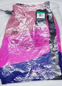 Nike Volley Tape Vortex Swim Shorts Men Size XL RED/PINK