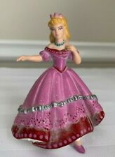 PAPO Figures FAIRY TALE dancing PRINCESS collector figurine display pink gown