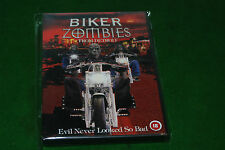 BIKER ZOMBIES FROM DETROIT  - dvd rare out of print