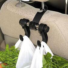 Car Hook Hanger For Vehicle Car Seat Headrest Organizer