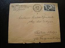 FRANCE enveloppe 1948 (cy15) french