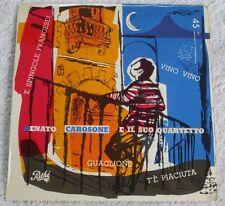 Renato Carosone - S/T Self Titled - 50's Pathé Promo EP Mambo Italiano
