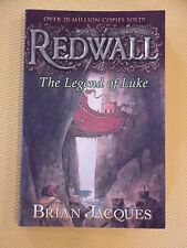 The Legend of Luke: A Tale of Redwall by Brian Jacques #12 in Series -Brand NEW!
