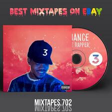Chance The Rapper - Coloring Book Mixtape *3 Bonus Tracks* Acid Rap 2016 Social